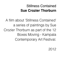Stillness Contained